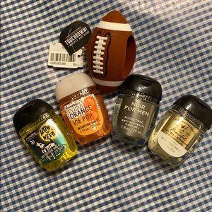 Talking Football Pocketbac Holder Bundle